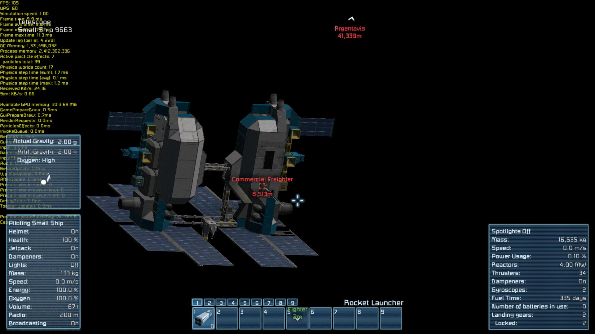 Steam Workshop :: Clear Telescope