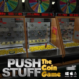 Steam Greenlight :: Push Stuff The Coin Game