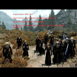 Steam Workshop :: Organization XIII mod