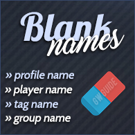Steam Community :: Guide :: Blank/invisible name