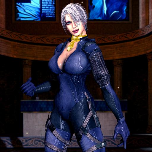 Battlesuit Ivy