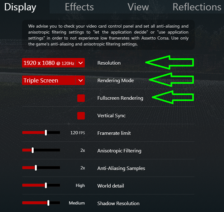 Steam Community :: Guide :: All about Field of View (FOV)