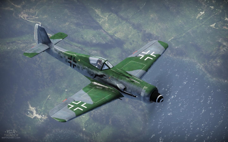 fw 190d war thunder