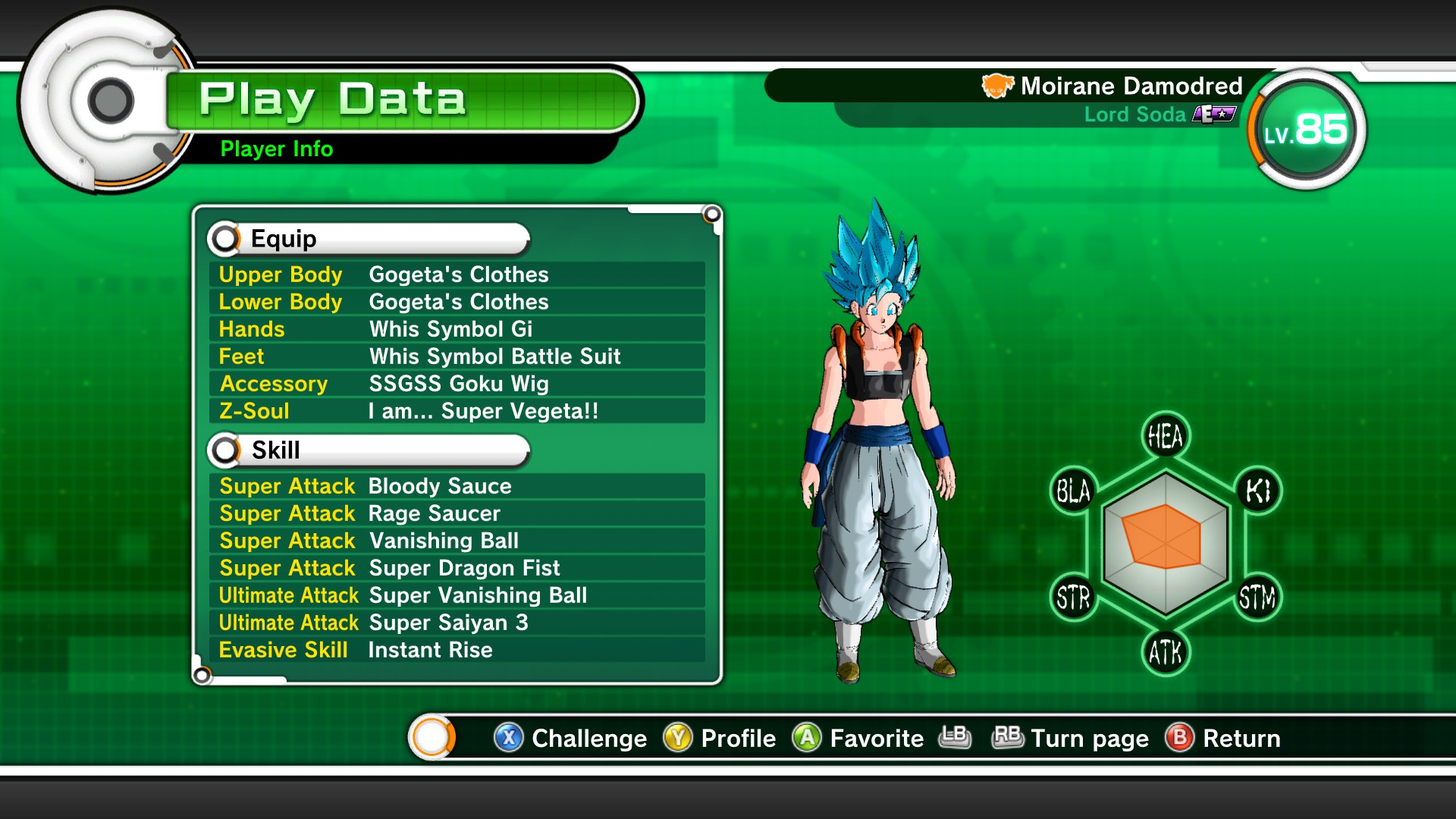 Steam Community Screenshot Ssj3 On A Custom Char How Is This