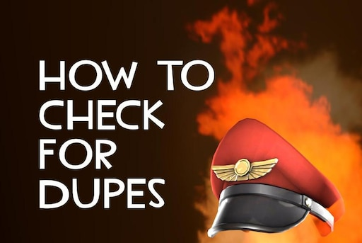 Steam Community :: Guide :: HOW TO TELL IF A HAT IS DUPED