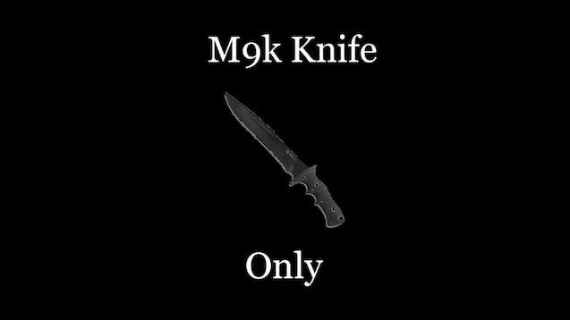 Steam Workshop :: M9K Knife Only