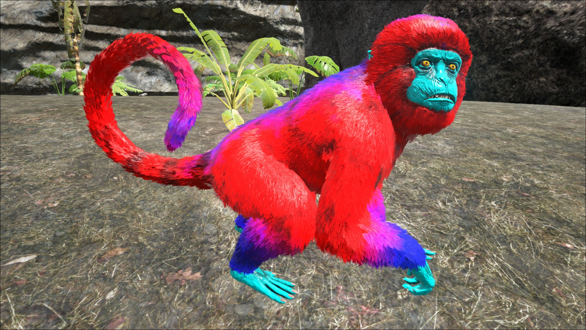 Steam community guide ark creature color regions vanilla cheat summon monkeycharacterbpc malvernweather Choice Image