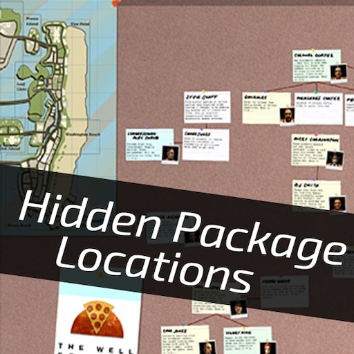 Steam Community :: Guide :: Hidden Package Locations