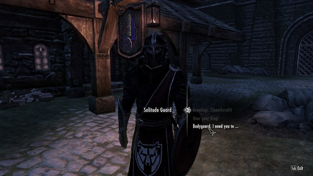 Steam Workshop :: Become High King of Skyrim - Immersive Edition