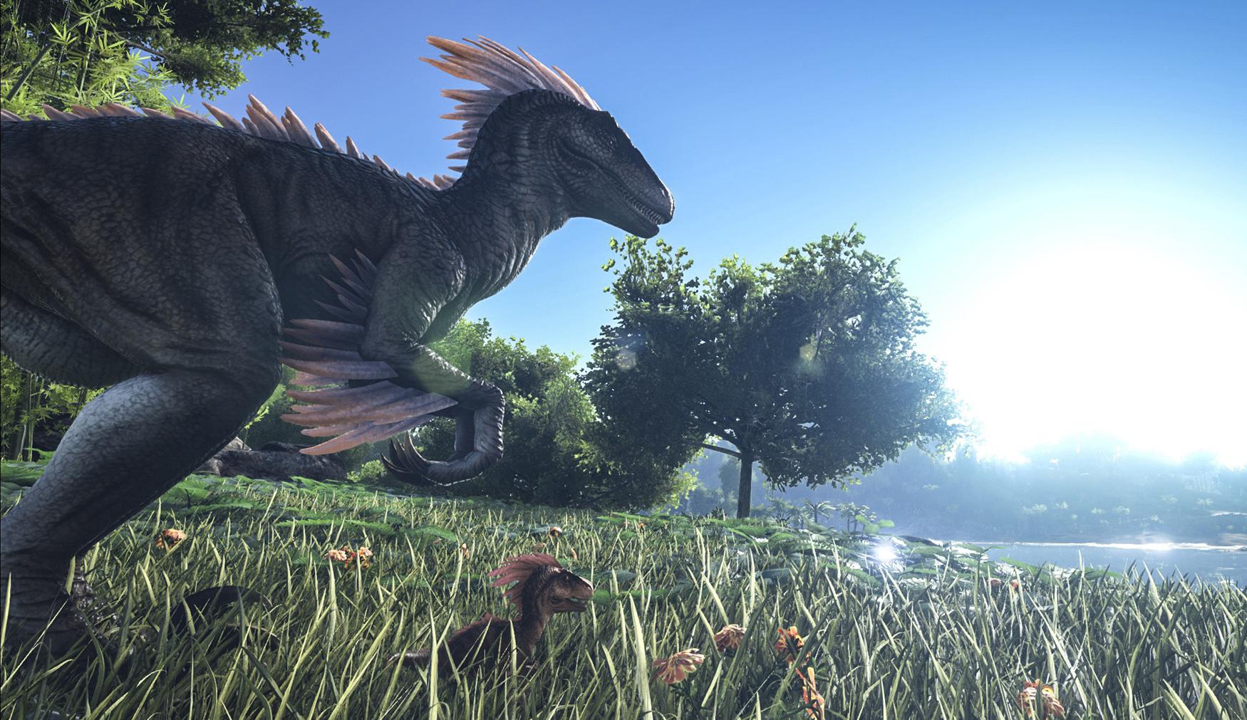 Jun 19, 2018 ARK: Extinction Release Date Revealed! ARK