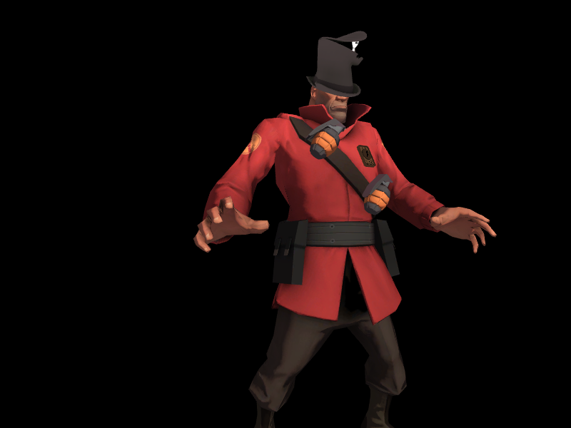 Tf2 Soldier Cosmetics / Creators.tf custom modded updates including cosmetics and contracts.