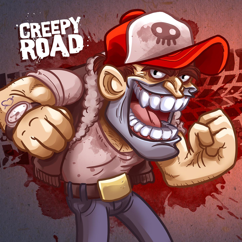 Resultado de imagen para creepy road game