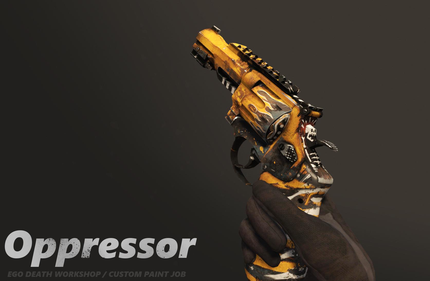 r8 oppressor new looks