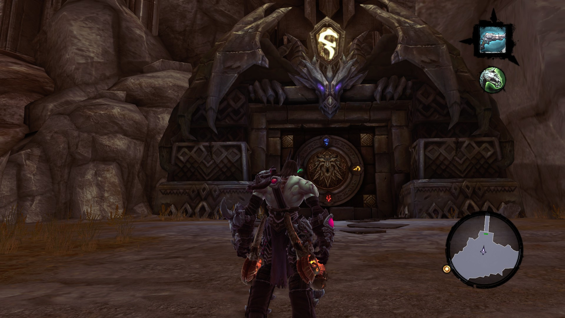 darksiders 2 book of the dead chapter 1