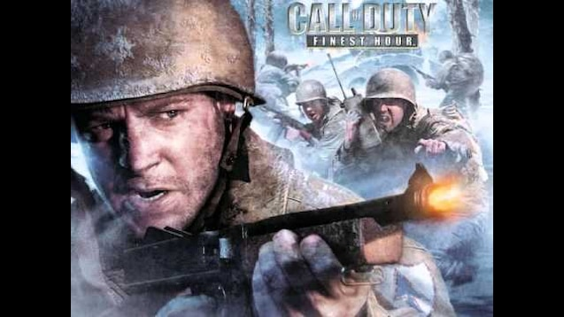 Steam Workshop Call Of Duty Finest Hour Menu Theme