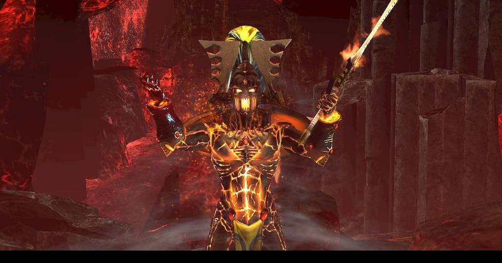 Steams gemenskap :: Skärmdump :: Avatar of Khaine - Kaela Mensha Khaine