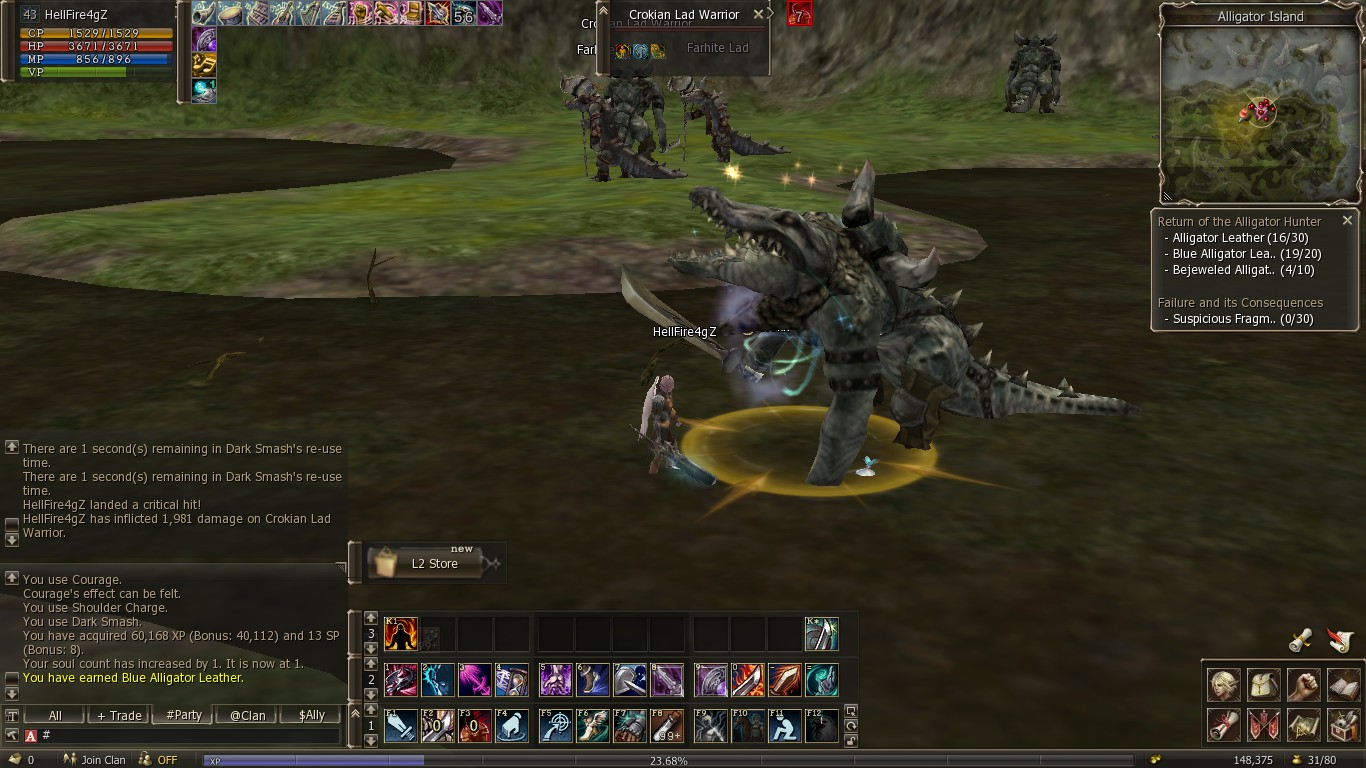Steam Community :: Guide :: Lineage II Leveling Guide