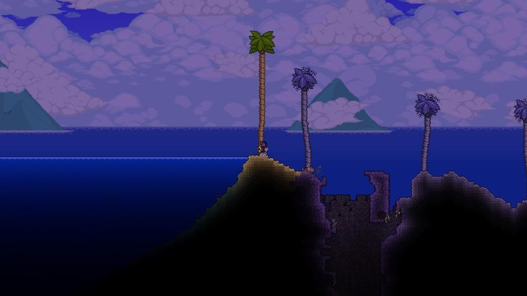 Steamin yhteisö :: Kuvankaappaus :: New From Weird Terraria