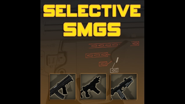 Steam Workshop :: Selective SMGs (SRHK)