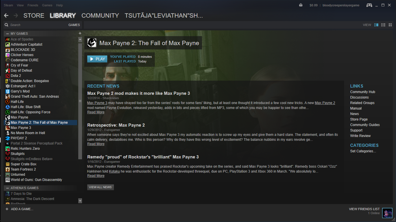 Steam Community Guide Max Payne 2 The Fall Of Max Payne