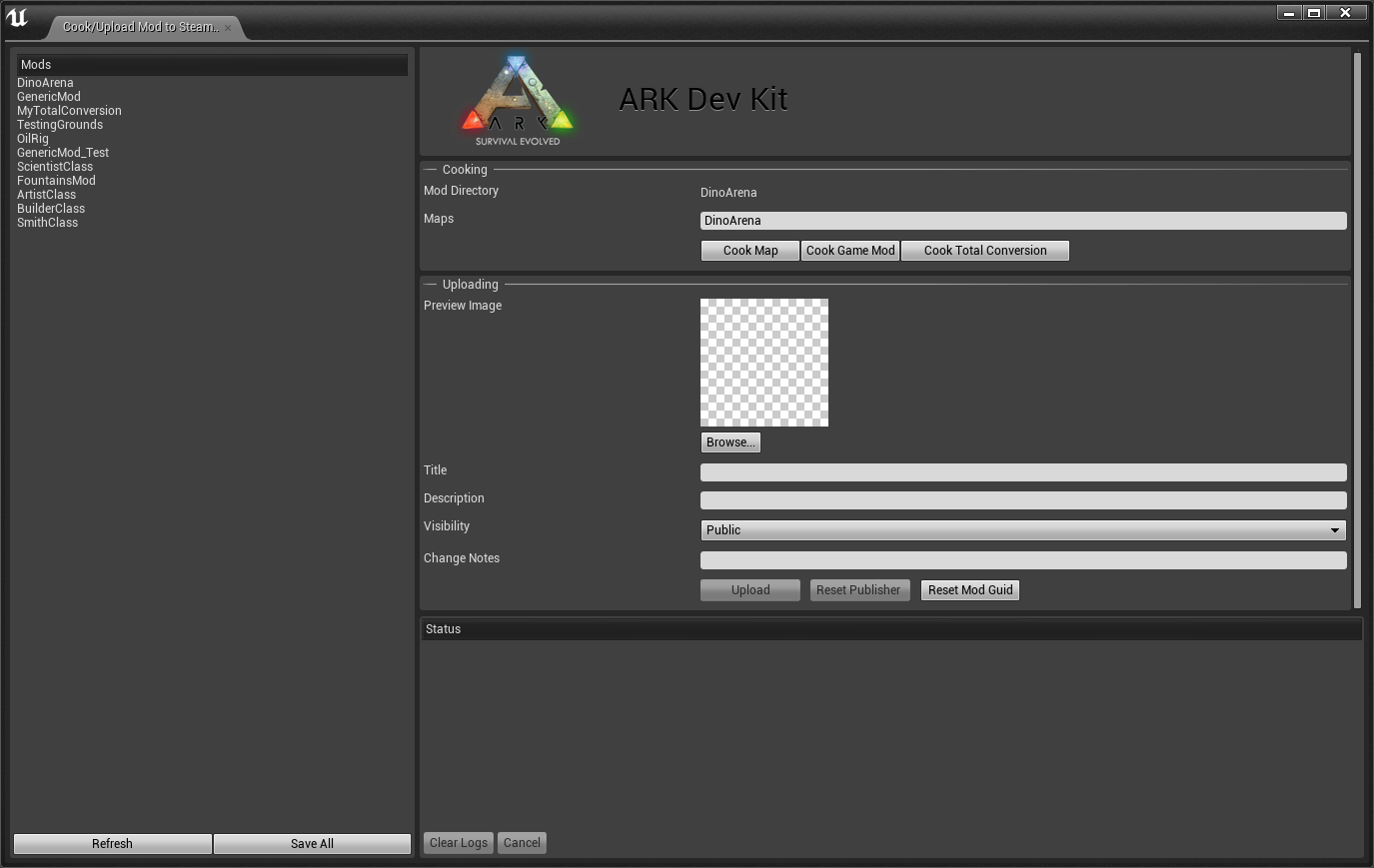 Steam Community :: Guide :: Creating Mods with the ADK