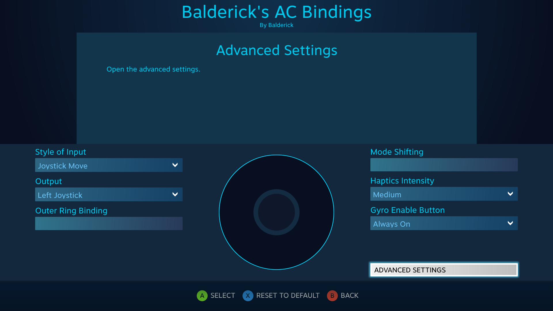 Steam Community :: Guide :: Steam Controller Motion Control