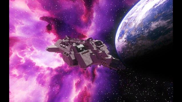 Steam Workshop Rmv1461 Trasporte De Modulos Planetarios