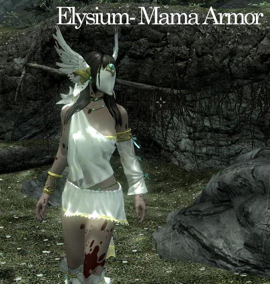Steam Workshop :: Elysium- Mama Armor