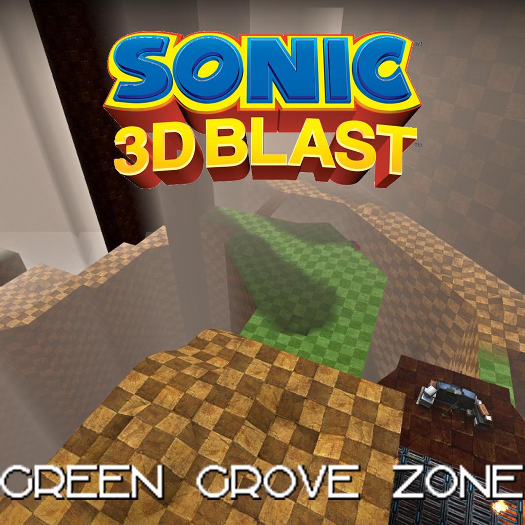 Steam Workshop :: (Legacy) Sonic 3D Blast Survival Maps