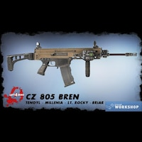 Steam Workshop :: Quality controlled L4D2 weapon mods *UPDATED