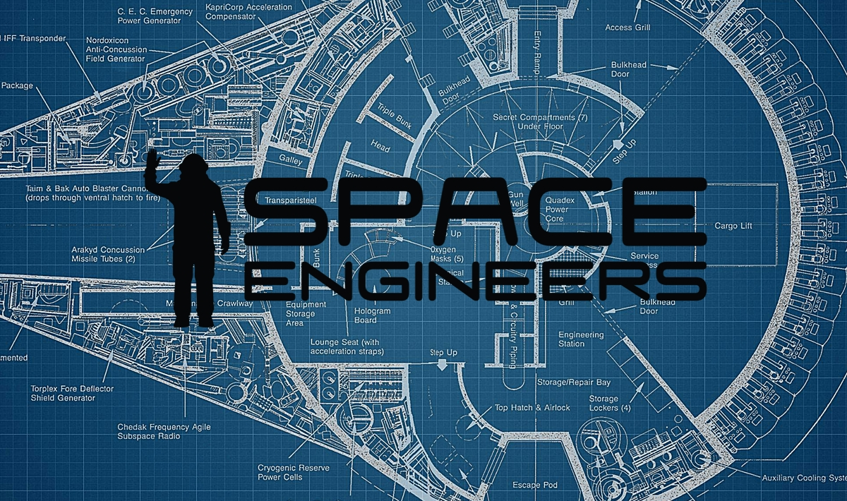 Steam Workshop Space Engineers Blueprints Collection Blueprint Engine Diagram