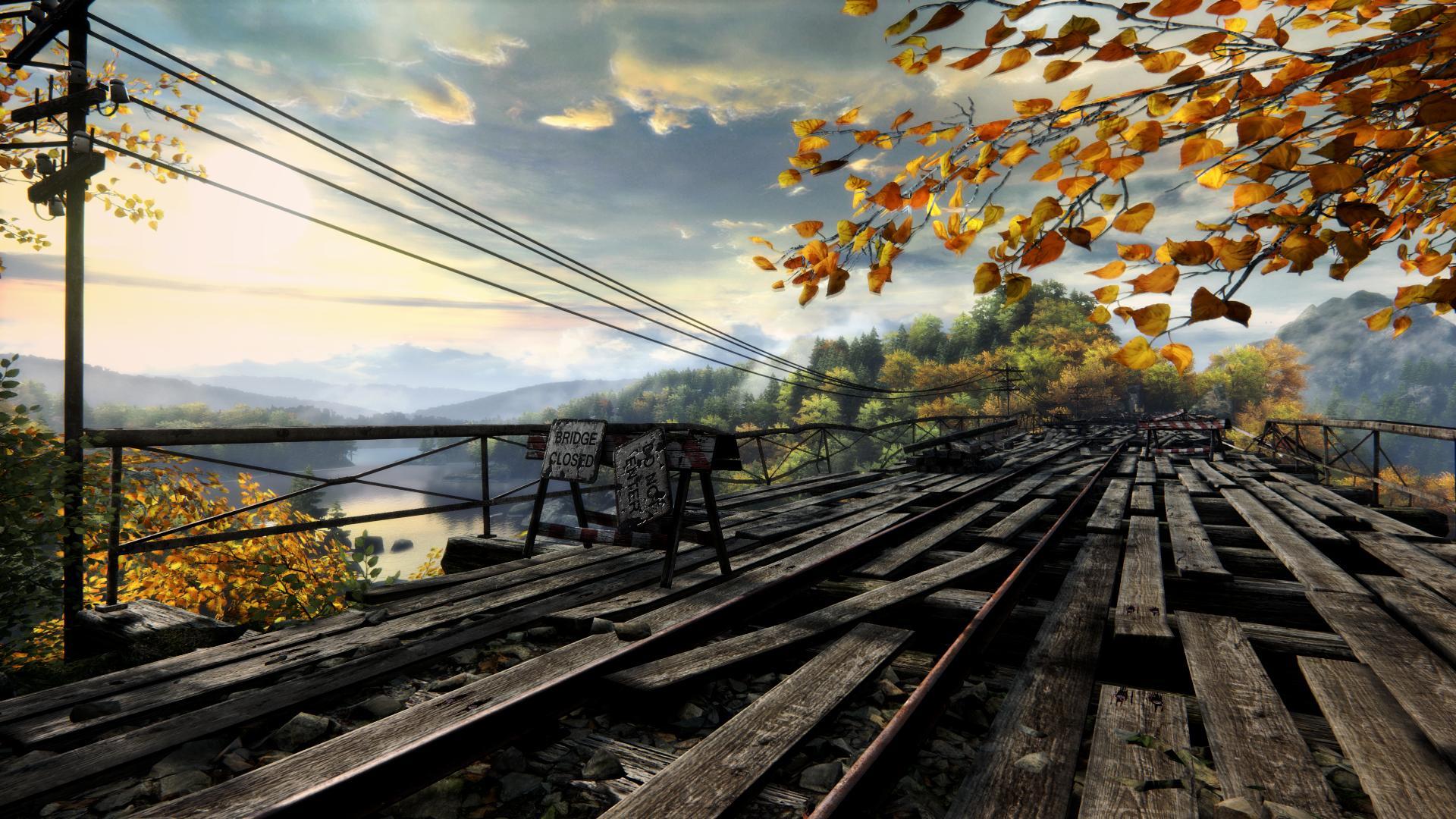 Спільнота Steam :: Посібник :: The Vanishing of Ethan Carter HUD off