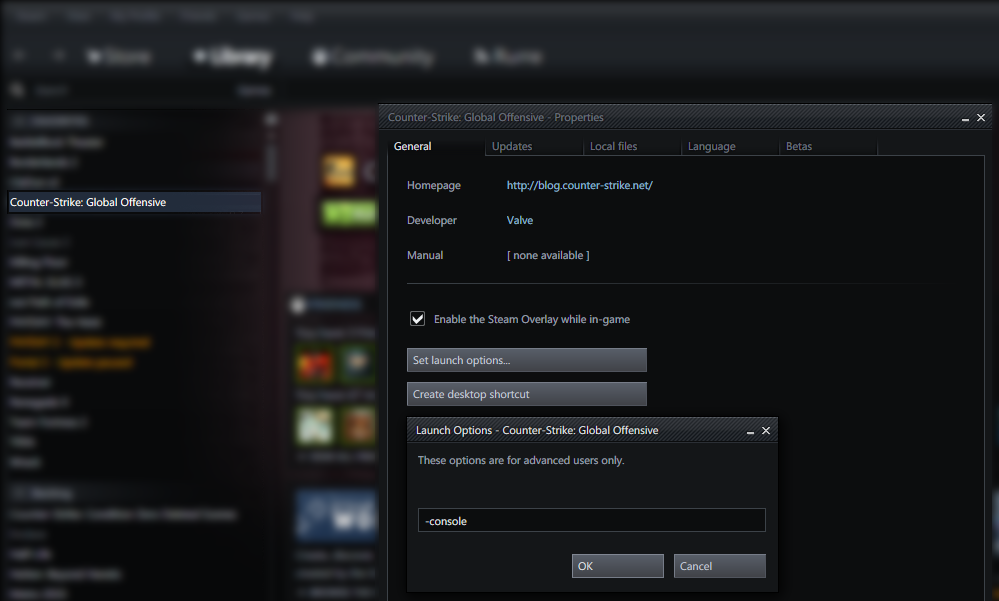 cs go key steam