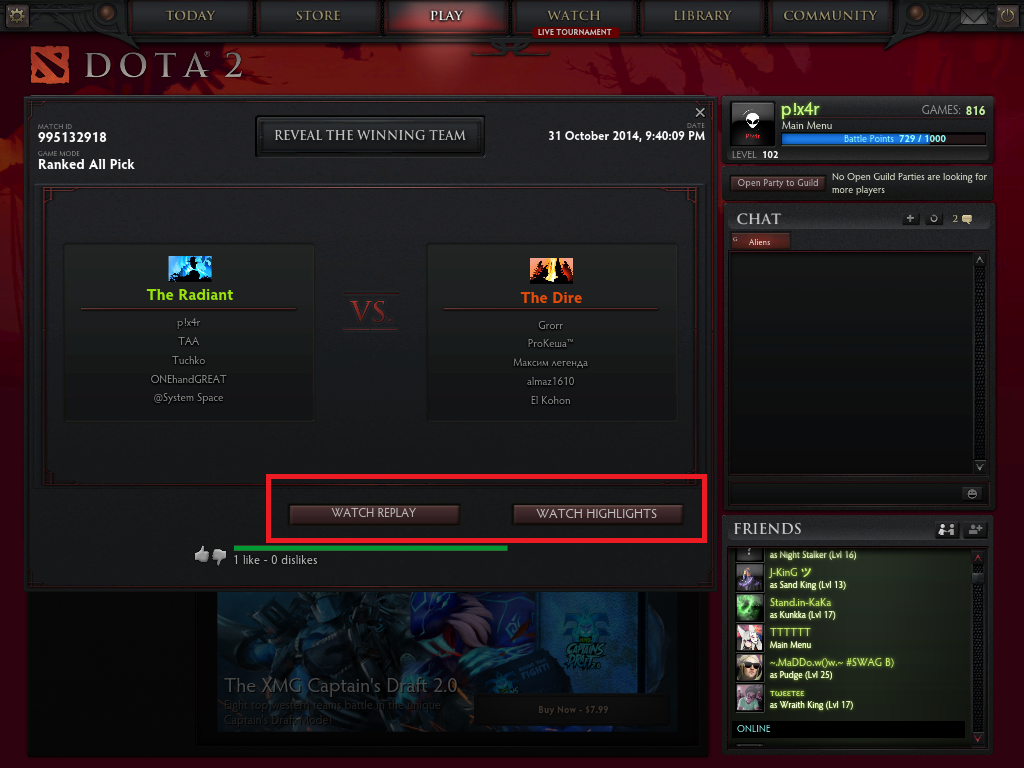 steam community guide the recording in dota 2 like a