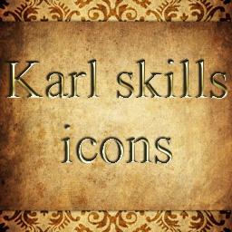 Karl skills icons