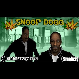 Snoop Dogg grote lul