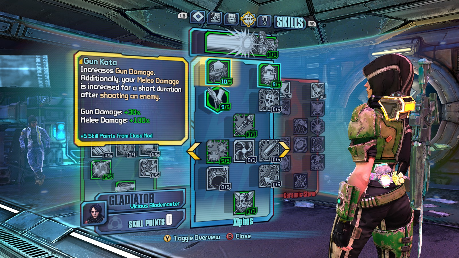 borderlands 2 how to get max level