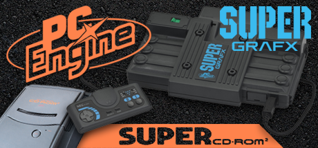 Steam Community :: :: PC-Engine SuperGrafx & Super CD-ROM²: Custom
