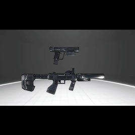 Steam Workshop :: Halo 3:ODST Automag + Suppressed SMG (With
