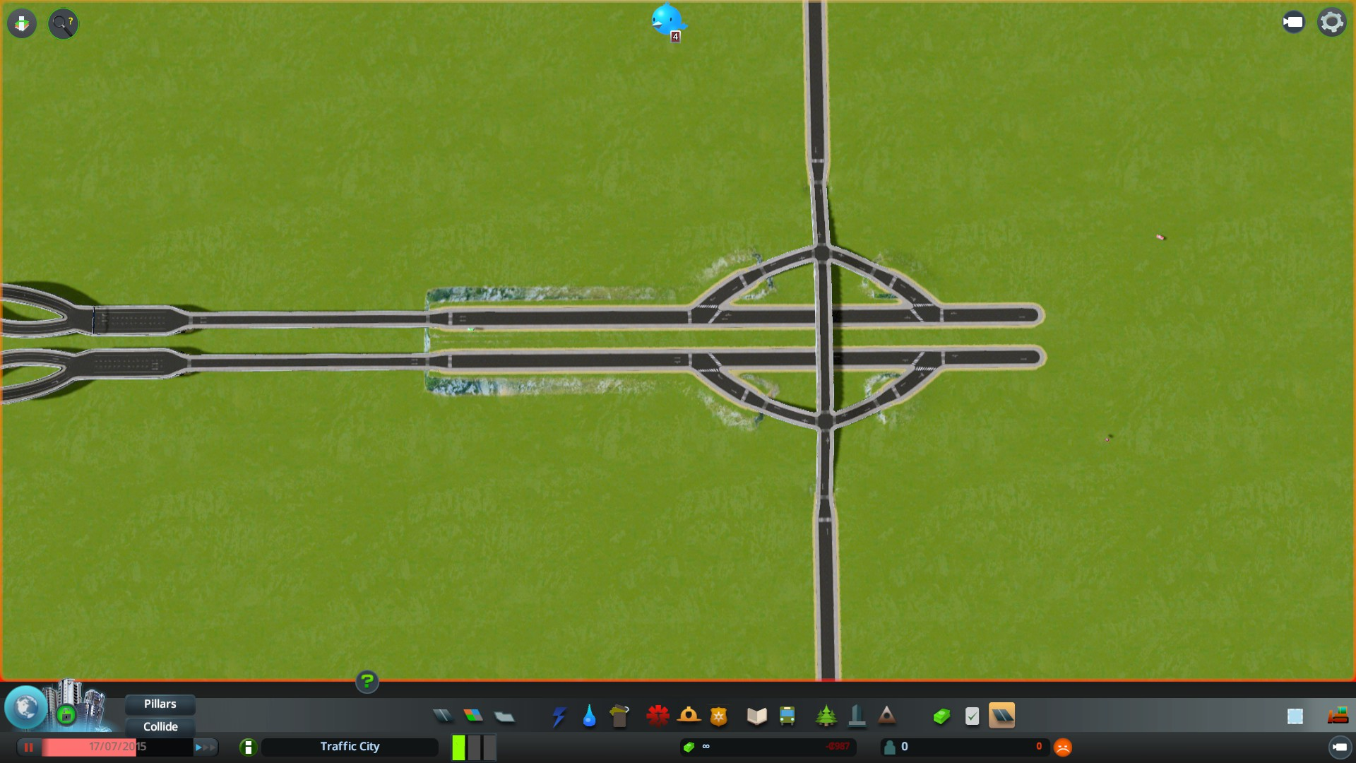 Steam Community Guide The Beginners To Traffic Simple Engine Besides Diagram On When You Are Starting Out And Poor Basic Diamond Service Interchange Is Cheap Easy Make