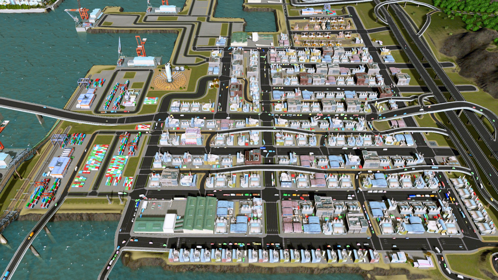 Details on how to create your city in Sims 3 5