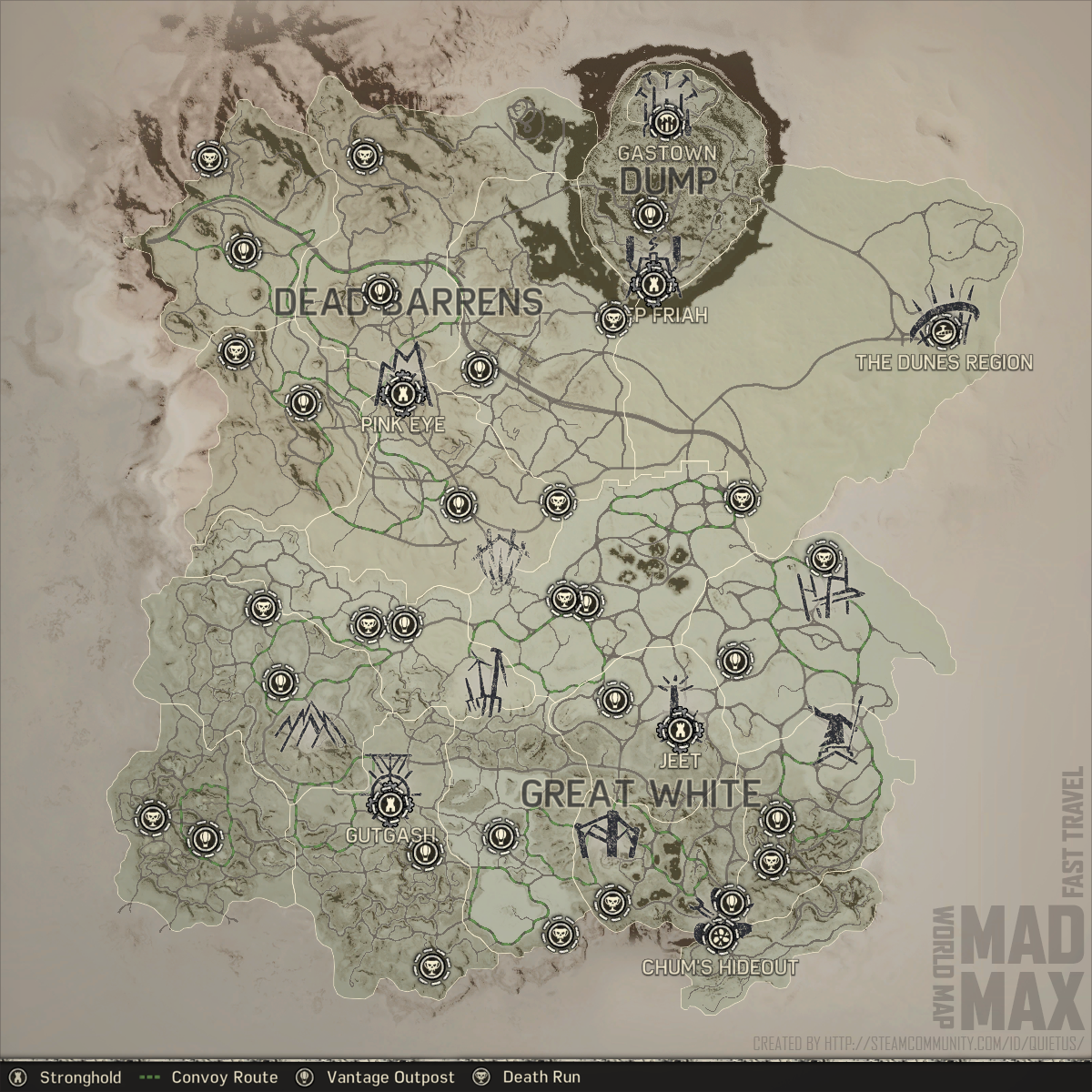 steam community guide world map game guide locations missions vehicles etc