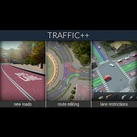 Steam Workshop :: Traffic++
