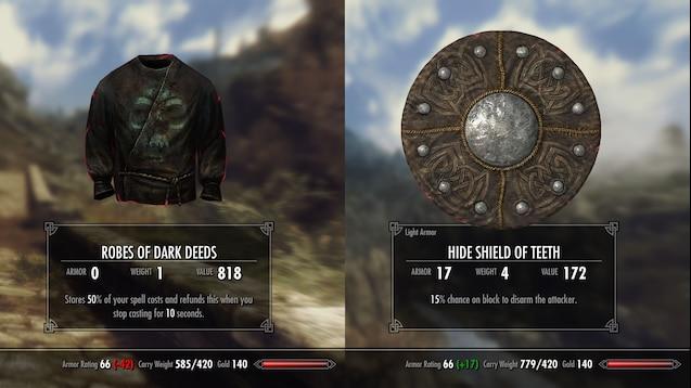 Steam Workshop :: Wintermyst - Enchantments of Skyrim