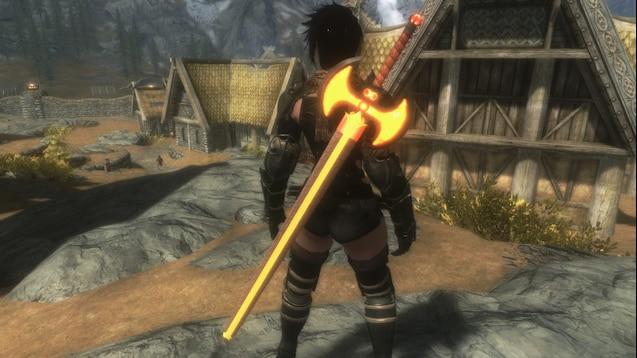 Steam Workshop :: The Infinity Sword (WIP)