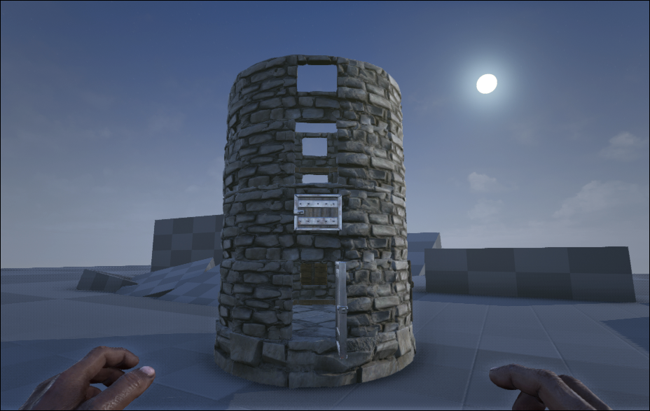& Steam Workshop :: Stairs Mod with Rounded Walls v.4.2