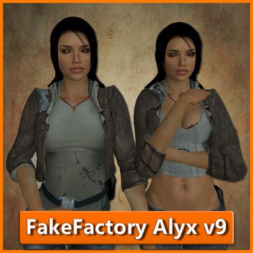 FakeFactory Alyx v9 [player/npc]