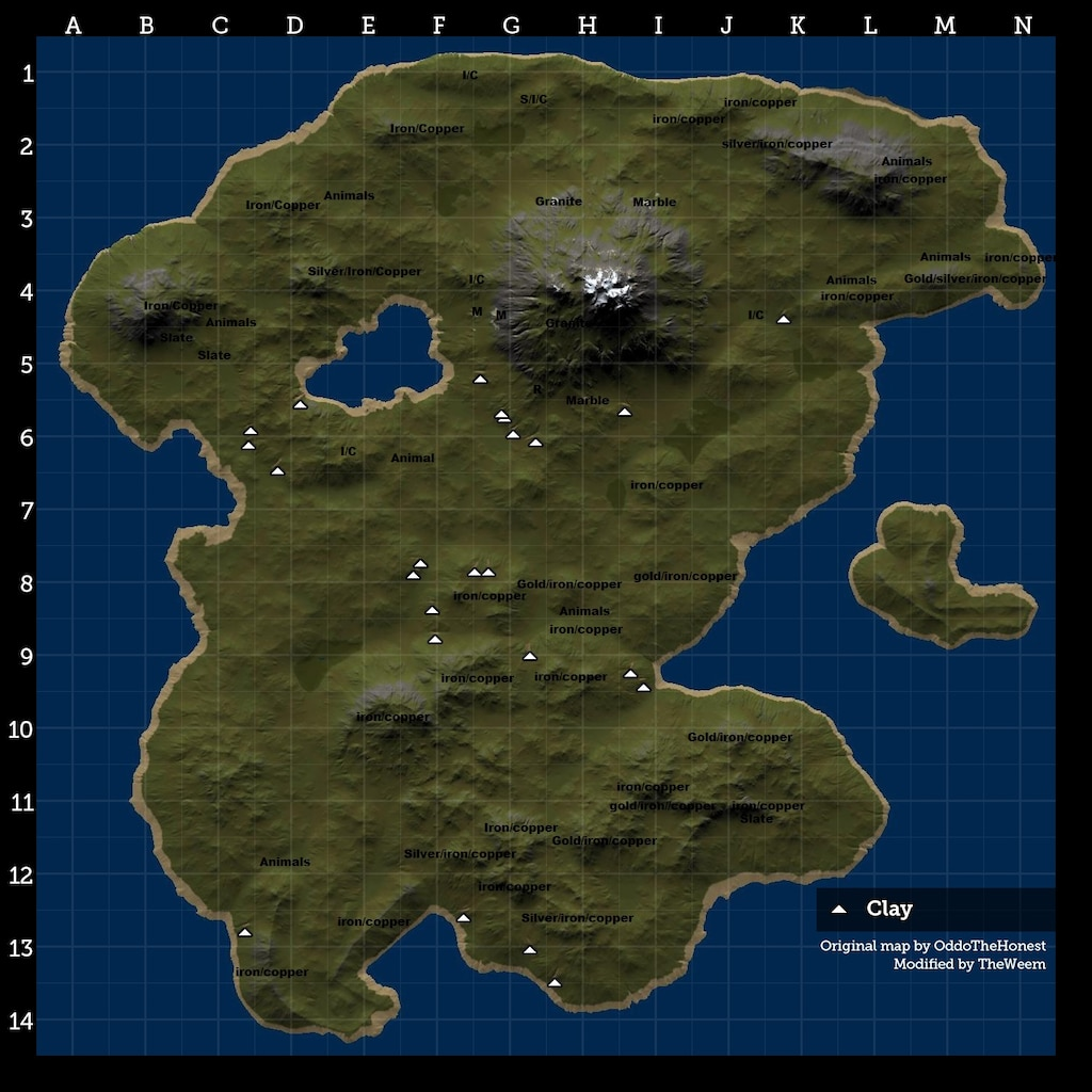Steam Community :: :: Resource I've Found on Map on feudal system middle ages map, feudal japan map, torchlight 2 map, middle ages western europe map, ultima online map, ancient byzantine empire map, christendom middle ages map, sark channel islands map, russian states map, runes of magic map, 1500 s a roman expansion map, medieval village map, feudal system europe map, spain resource map, european middle ages land use map, archeage map, feudal manor map, fallen earth map, medieval manor map, ancient roman world map,