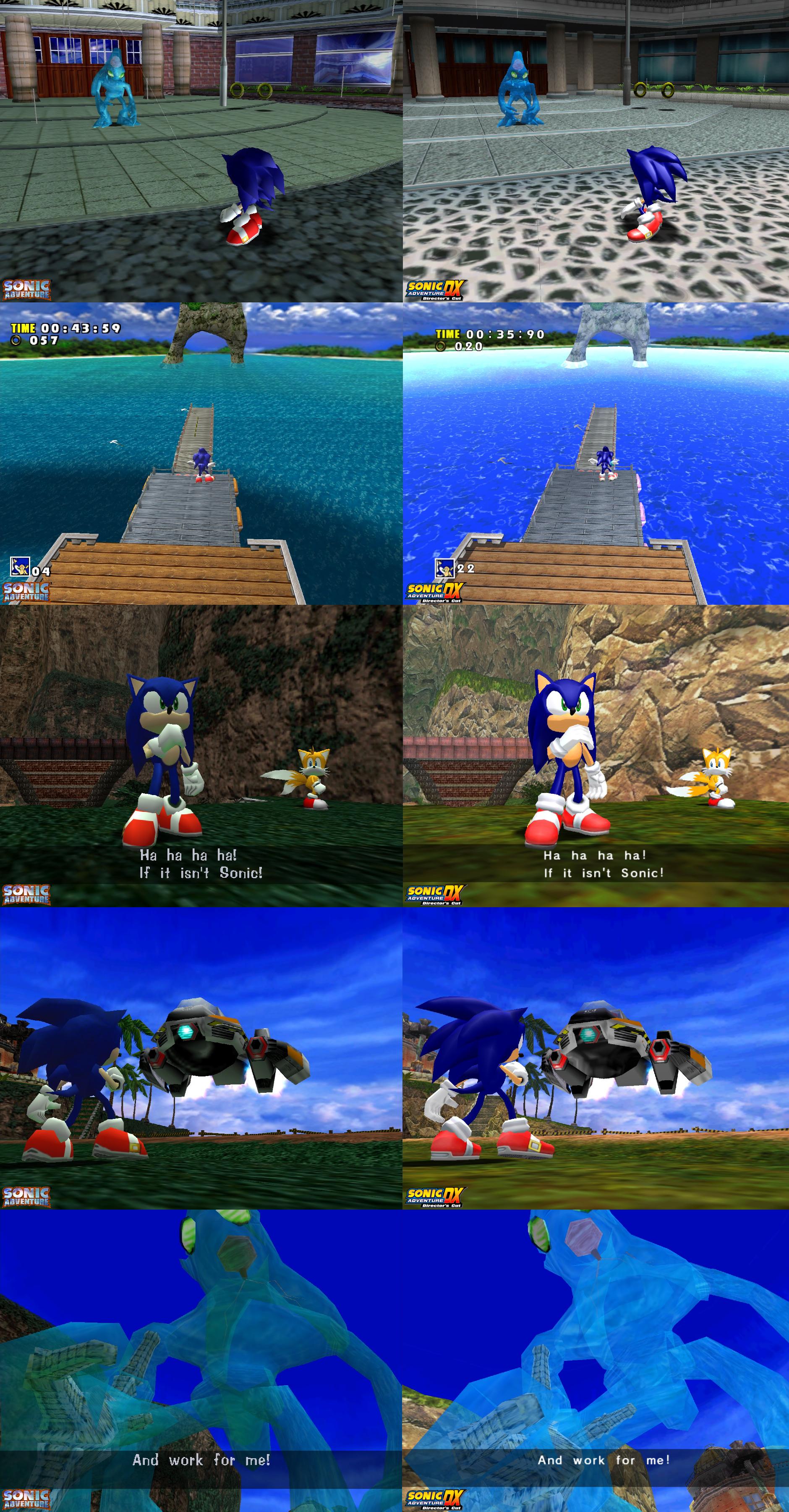 Steam Community :: :: Sonic Adventure: Dreamcast Version
