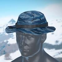 cbb126521ca Blue Camo Boonie Hat